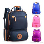 Wholesale High Quality Children School Bags boys girls Backpacks Teenagers  Best Students toys Travel Waterproof Schoolbag