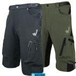 mens cycling bike bicycle ridding downhill mountain shorts wear sportswear short  bike outdoor running trousers Lycra-in Cycling Shorts from Sports