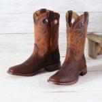 Bisonte Shrunken Old Town Boulet Boot
