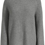 Cashmere Pullover Light Grey