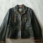 Custom Leather Jacket made in Ecuador
