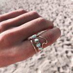 beach jewelry beach lover set VTCJZLF