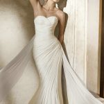 Ruched Sweetheart Ruched Designer Mermaid Wedding Dress 2012,Buy cheap  Ruched Sweetheart Ruched Designer Mermaid Wedding Dress 2012 to enjoy  worldwide free