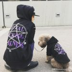 2019 Wholesale Pet Dog Hoodies Jacket Puppy Clothing Family Matching  Outfits Short Sleeve T Shirt Coat Costume Outfit Spring Winter From  Fireworm,