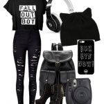 emo clothes FSHHTJP