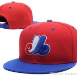 Wholesale Expos Snapback Hats For Sale Team Logo Embroidery Sport Toronto  Baseball Flat Caps Golf Visor Hip Hop Montreal Chapeaus Hat Stores Custom  Trucker