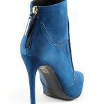 4056 Gianmarco Lorenzi Boots / Blue
