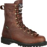 Georgia GORE-TEX® Waterproof Insulated Lace-to-Toe Work Boot, ,