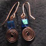 Handmade Wire Jewelry: Wire wrapped jewellery
