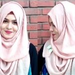 NO LAYER TOO MUCH EASY Beauty Hijab Style For School / Collage / University  Class    MUNA