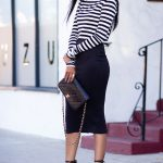 How to Wear Pencil Skirt Outfit Ideas
