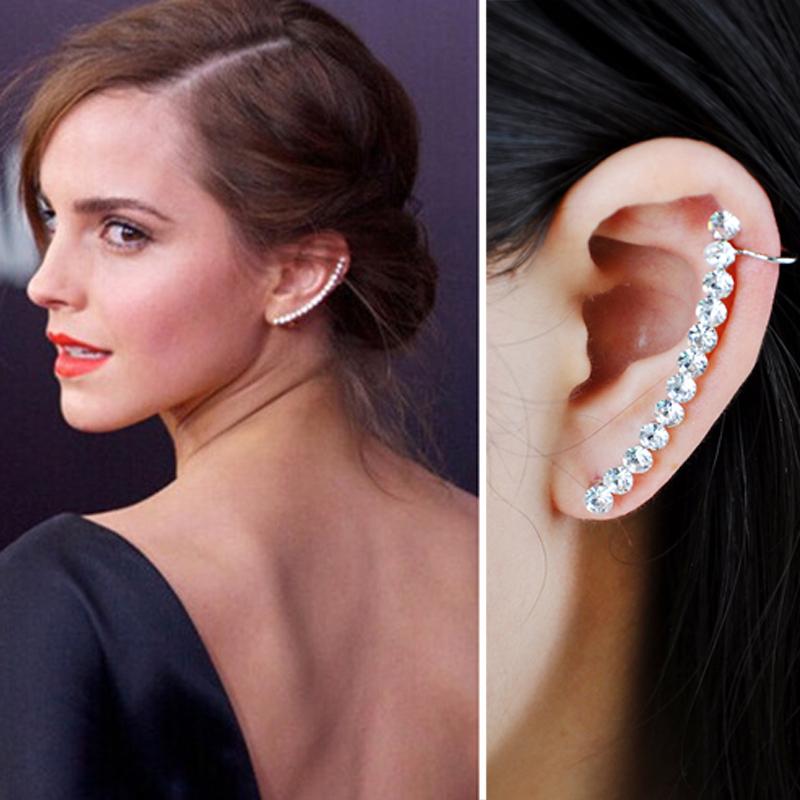 In-Ear Cuff Jewelry