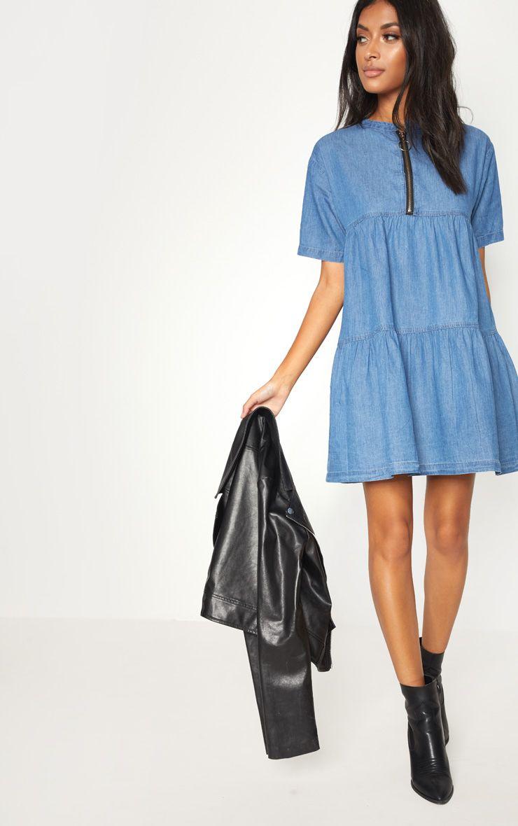 jean dresses