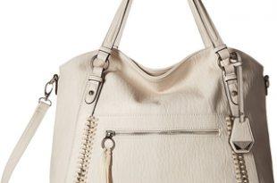 Jessica Simpson Kai Tote (Gardenia) Tote Handbags