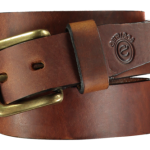 Plain,Tobacco,Stirrup,Leather,Belt,Plain Tobacco Leather, Polo Belt