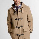 Wool Duffle Coat Mens Duffle Coat, Preppy Men, Preppy Style, Guy Style,
