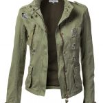 Pix For > Green Military Jacket Women Forever 21