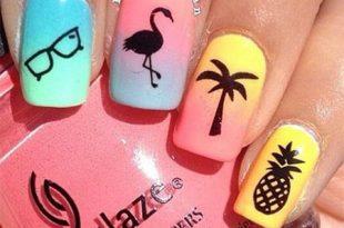 15-Simple-Easy-Summer-Nails-Art-Designs-Ideas-