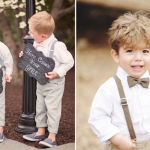 Adorable Ring Bearer Outfits