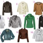 Cute spring jackets
