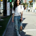 Comment Porter Des Vans, Korean Fashion Summer Street Styles, Korean Fashion  Minimal, Korean