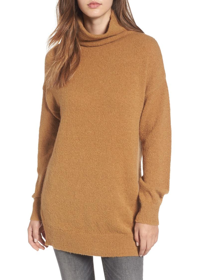Tunic sweaters