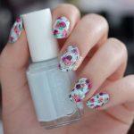 15-Vintage-Floral-Nail-Art-Designs-Ideas-2017-