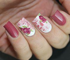 Vintage Nail Art Ideas