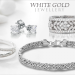 White Gold Jewellery: Give your style versatility with them!