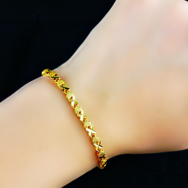 womens Gold Bracelets