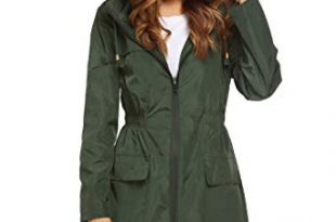 Traveller Location: LOMON Women Waterproof Lightweight Rain Jacket Active Outdoor  Hooded Raincoat: Clothing