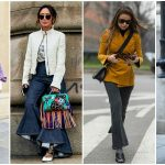 What to Wear with Flared Jeans