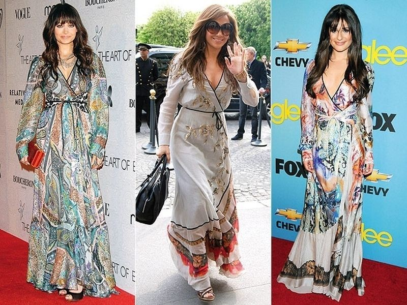 Accessorize Bohemian Dress