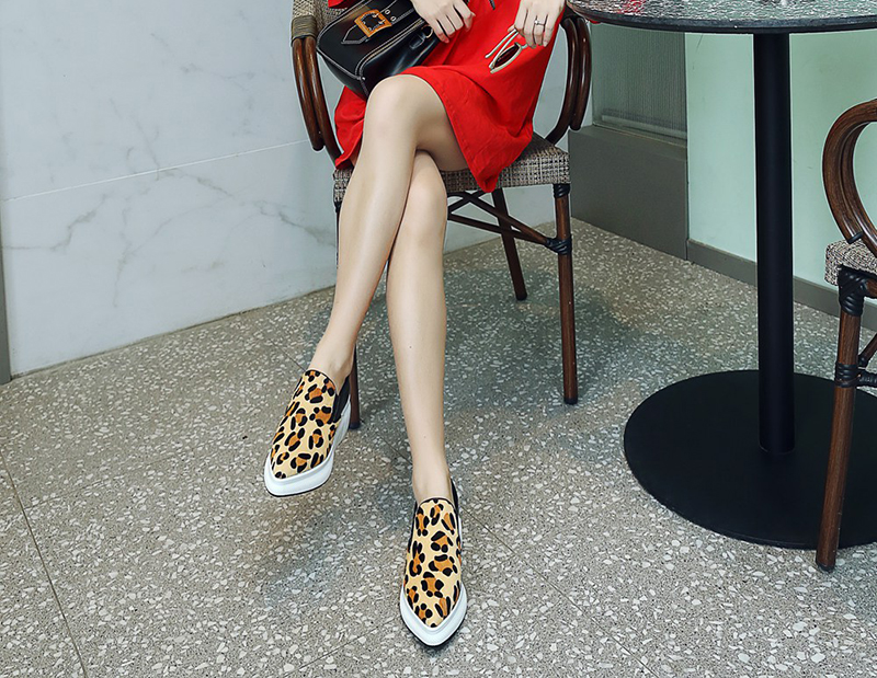 Go Wild With Animal Print Shoes Trend This Season