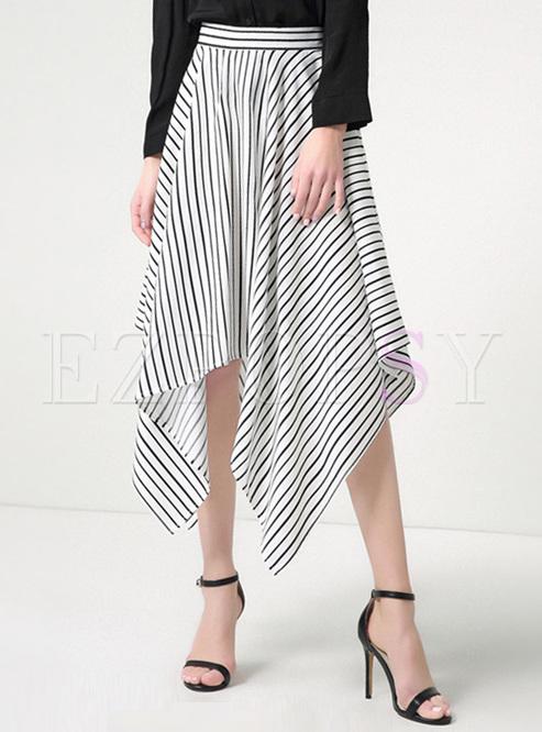 Asymmetric Skirts
