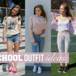 BACK TO SCHOOL OUTFIT IDEAS! | Mel Joy