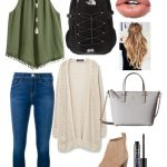 Back to school outfits: Lovely soft colors and details. Latest Fall / Winter  Fashion