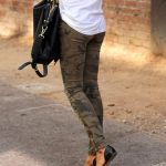 Street Style Military Pants and Army Trousers For Women (1)