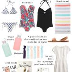 14 Essential Items to Pack in Your Beach Bag | http://helloglow.