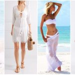 All-White Beach Outfits