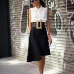 Belted Street Style Looks (14)