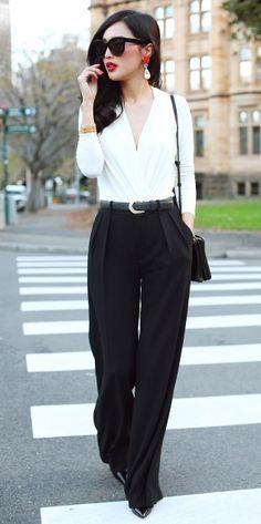 Best Modern Work Clothes For Women:
