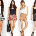 Shorts for Straight Figure Women