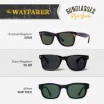 Sunglasses Style Guide: Wayfarer