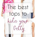 The best tops to hide your tummy | Traveller Location