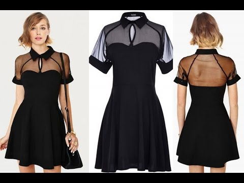 Top 100 Most beautiful black summer dresses for girls