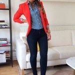 Blazer Outfit Ideas