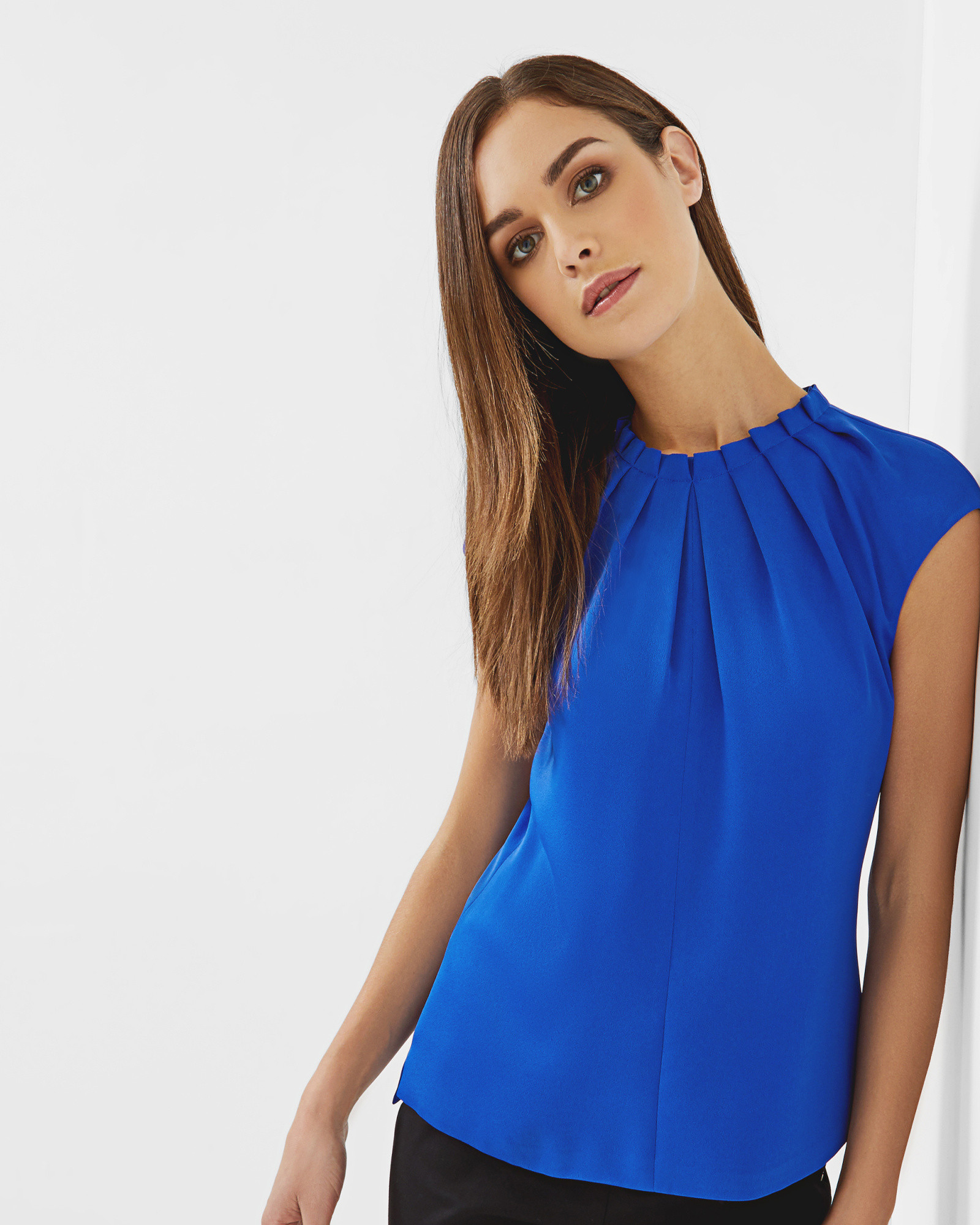Blue Tops For Women