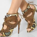 Bohemian Chic Fringed Sandals (8)