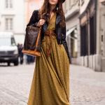Bohemian Chic Winter Outfits